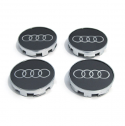 Заглушки в диски для Audi A4 (2008 - 2015)