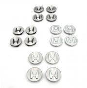 Заглушки в диски для Honda Accord Europe (2003 - 2007)