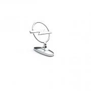 Эмблема капота (логотип) для Opel Astra H хетчбек (2004 - ...)