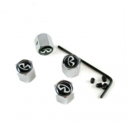 Колпачки на ниппеля для Infiniti FX-35, 45 (2003-2007)