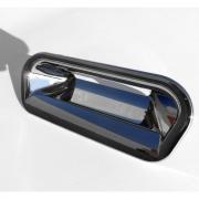 Хром на ручку задней двери для Honda CR-V (2012 - ...)