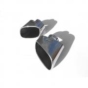 Насадки на глушитель для BMW X5 E70 (2007 - 2013)