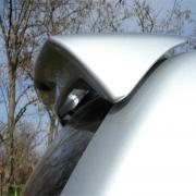 Спойлер для Toyota Prado 90 (1996 - 2002)