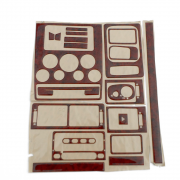 Декоративные накладки в салон (2002-2006) для Ford Connect (2002 - 2009)