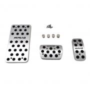 Накладки на педали (АКПП) для Toyota RAV4 (2013 - ...)