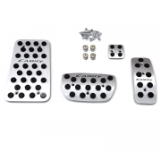 Накладки на педали (АКПП) для Toyota Camry 50 (2012 - ...)