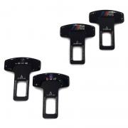 Заглушки в ремни безопасности для BMW X6 (2008 - ...)