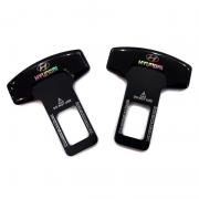 Заглушки в ремни безопасности для Hyundai Elantra (2000 - 2006)