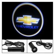 Проектор логотипа (врезной) для Chevrolet Aveo (2011 - ...)