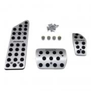 Накладки на педали (АКПП) для Nissan Qashqai (2014 - ...)