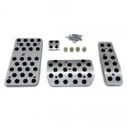 Накладки на педали (S Line, АКПП) для Audi Q7 (2006 - 2015)
