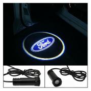 Проектор логотипа (врезной) для Ford Focus (2000 - 2005)