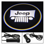 Проектор логотипа (врезной) для Jeep Grand Cherokee (2006 - 2010)