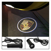 Проектор логотипа (врезной) для Porsche Panamera (2009 - ...)