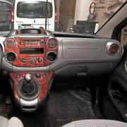Декор в салон для Peugeot Partner Tepee (2008 - ...)