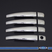 Хром на ручки для Peugeot Partner Tepee (2008 - ...)