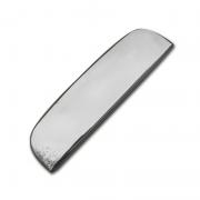 Хром на ручку багажника для Citroen C4 (2005 - 2010)