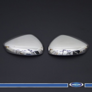 Хром на зеркала для Citroen C4 (2010 - ...)