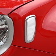 Окантовка повторителей поворотов для Jeep Renegade (2014 - ...)