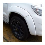 Расширители арок (2009+) для Toyota Hilux (2006 - 2015)