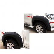 Расширители арок с болтами для Toyota Hilux (2015 - ...)