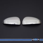 Хром на зеркала для Toyota Avensis (2009 - ...)