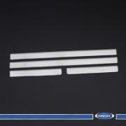 Накладки на пороги для Volkswagen Passat B8 (2015 - ...)