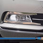 Окантовка противотуманок для Volkswagen Passat B8 (2015 - ...)