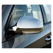 Хром на зеркала для Volkswagen Passat B6 3C (2005 - 2010)