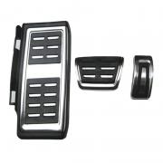 Накладки на педали (АКПП) для Volkswagen Polo VI (2017 - ...)