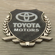 Герб для Toyota Land Cruiser 200 (2007 - ...)
