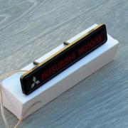 Неоновая эмблема для Mitsubishi Outlander XL (2007 - ...)