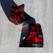 Задние фонари светодиодные для Toyota Prado 150 (2009 - ...)