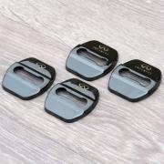 Накладки на петли замков дверей для Infiniti FX-35, 45 (2003-2007)