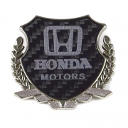 Эмблема герб карбон для Honda CR-V (2002 - 2006)