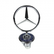 Прицел на капот для Mercedes W140 (1991 - 1998)