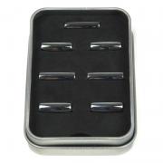Окантовки кнопок стеклоподъемников для Toyota Hilux (2015 - ...)