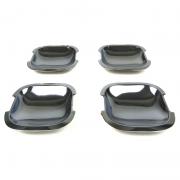 Мыльницы под ручки дверей для Toyota Corolla (2007 - 2012)