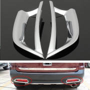 Хром на задние противотуманки для Honda CR-V (2012 - ...)