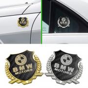 Эмблема герб карбон для BMW 7-серия E38 (94 - 2001)