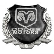 Эмблема герб карбон для Dodge Nitro (2006 - 2012)