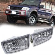Противотуманные фары для Toyota Prado 90 (1996 - 2002)