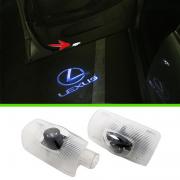 Проектор эмблемы логотипа для Lexus LX-570 (2008 - ...)