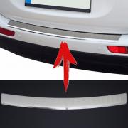 Накладка на задний бампер для Mitsubishi Outlander (2013 - ...)