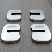 Накладки на петли дверей для Chevrolet Aveo (2006 - 2010)