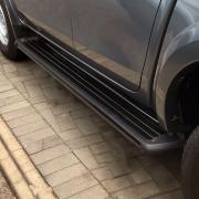 Пороги для Mitsubishi L200 (2016 - ...)