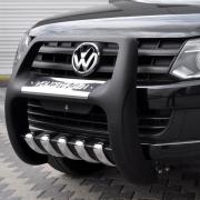 Кенгурятник полиуретан высокий для Volkswagen Amarok (2010 - ...)