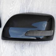 Накладки на зеркала для Toyota Prado 150 (2009 - 2017)