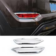 Накладки на задние противотуманки Hyundai Tucson (2015 - ...)