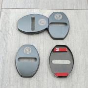 Накладки на петли замков дверей для Skoda Super B-5 (2001 - 2007)
